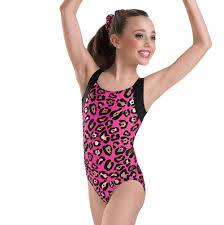 leopard print gymnastics leotard leotards and more gymnastics