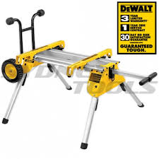 De7400 Xj Industrial Universal Table Saw Stand With Wheels