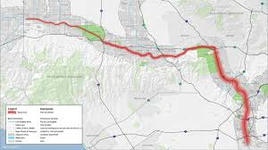 East Los Angeles Map by Explore The La River Los Angeles River Revitalization