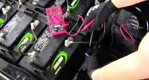 how to install 36 or 48 volt to 12 volt voltage reducer converter