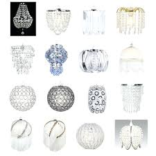 pendant light replacement shades chandeliers clear glass chandelier replacement shades chandelier