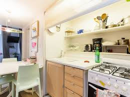 Green Kitchen New York New York Apartment 1 Bedroom Loft Apartment Rental In Tribeca Ny