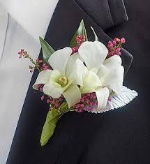 orchid boutonniere dendrobium orchid boutonniere