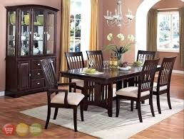 oak dining room sets with china cabinet dining room with china cabinet oak dining room sets with china