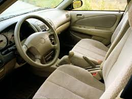 toyota corolla seats 1999 toyota corolla overview cars com