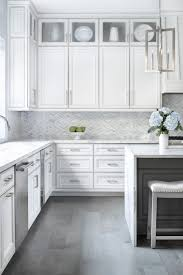 modern farmhouse kitchen cabinets white a modern farmhouse kitchen in grey kitchen