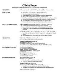 College Freshman Resume Examples by Example Of Freshman Resume Http Exampleresumecv Org Example Of