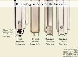 Basement Casement Window by Basement Window Inserts Basement Window Insert Replacement