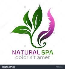 natural beauty stock vectors vector clip art shutterstock logo
