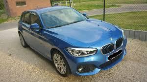 company car bmw my company car 2017 118da with m sport package in estoril