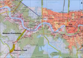 Map New Orleans by Large New Orleans Maps For Free Download And Print High