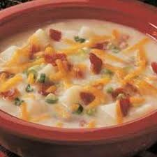 ultimate loaded baked potato soup recipe more loaded baked