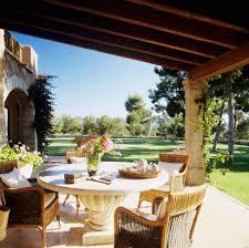 Mediterrane Huser Mediterrane Terrassenüberdachung Awesome Auf Moderne Deko Ideen
