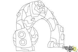 draw bloxx ben 10 omniverse drawingnow