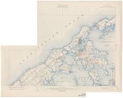 Long Island New York Map by Old Usgs Topographical Maps Of Long Island New York
