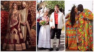 most amazing and traditional wedding from around the world