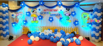 Theme Decoration by 10 Best Decorations For Home Birthday Party In Hyderabad