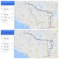Florida Google Maps by In Transit The Official Hart Transit Blog