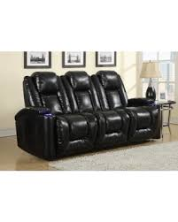 Black Reclining Sofa Spectacular Deal On Matrix Black Power Reclining Sofa By Prime