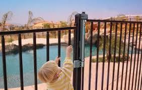 pool fences swimming pool safety fences gates pool deck railings gate