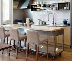 pick up the perfect kitchen island on wheels artenzo