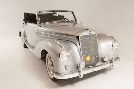 antique mercedes 1954 mercedes benz 200 series exotic and classic car dealership