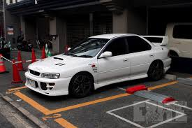 subaru gc8 widebody exite video magazine