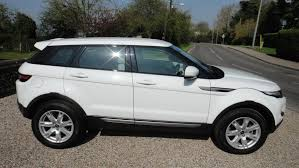 land rover evoque 2013 used 2013 land rover range rover evoque ed4 pure for sale in essex