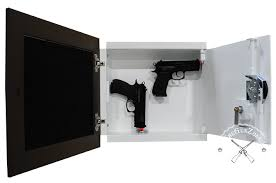 stack on iwc 22 in wall cabinet best in wall gun safes in 2018 top 8 rated models review