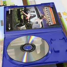 Backyard Wrestling Video Game by Wrestling Dont Try This At Home Sony Playstation 2 Ps2 Game Vgc