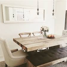 dining tables stunning reclaimed wood dining tables affordable