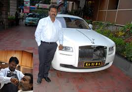roll royce karnataka in a rare mumbai police chief ahmed javed now ambassador to saudi