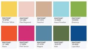 Trending Kitchen Colors Kitchen Colors 36 Pantone Color Swatches Fashion Color Report