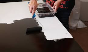 how to paint a chalkboard wall bunnings warehouse