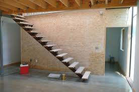 how to replace basement stair treads ideas for make wooden