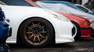 nissan 370z custom rims rays wheels huge range of high performance rays alloy rims