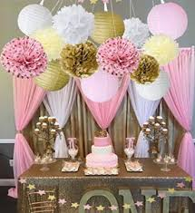 it s a girl baby shower ideas unique baby shower decoration ideas baby shower