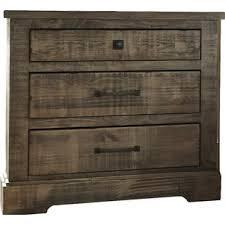pine nightstands you u0027ll love wayfair