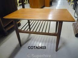 G Plan Coffee Table Teak - large cota0403 jpg