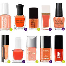 10 best coral nail polishes rank u0026 style