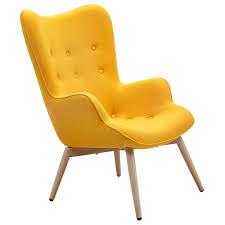 Wohnzimmer Sessel Design Festnight Gepolsterter Sessel Mit Hocker Relaxsessel Mit Armlehne