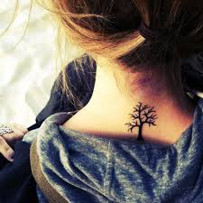 tree tattoos to inspire your inner mystical earth witch tattoodo