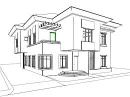 home design drawing house design sketch planning houses home plans blueprints 47382