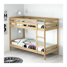 Ikea Bunk Bed Frame Ikea Mydal Bunk Bed Frame Made Of Solid Wood Which Is A