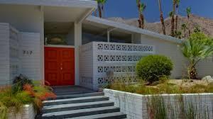 Modern Home Design Showroom Palm Springs Palm Springs Real Estate Modernism Week Peaks Interest In Palm