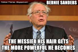Meme Video - political memes bernie sanders hair meme video