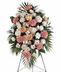 funeral plants my tribute to you same day funeral flowers delivery
