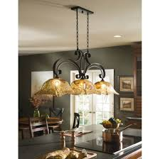 lighting glamorous chandelier lantern decor kitchen island
