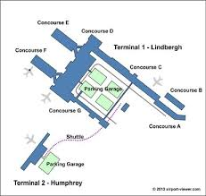 msp airport terminal map msp minneapolis paul international airport airline and