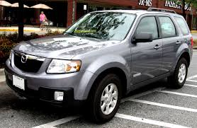 mazda tribute 2007 on motoimg com